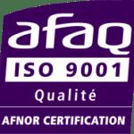 area conseil certifié iso 9001